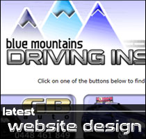 latest web design
