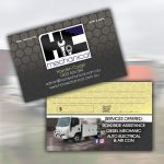 Business Cards - A True one off