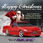 Merry Christmas to your Customers