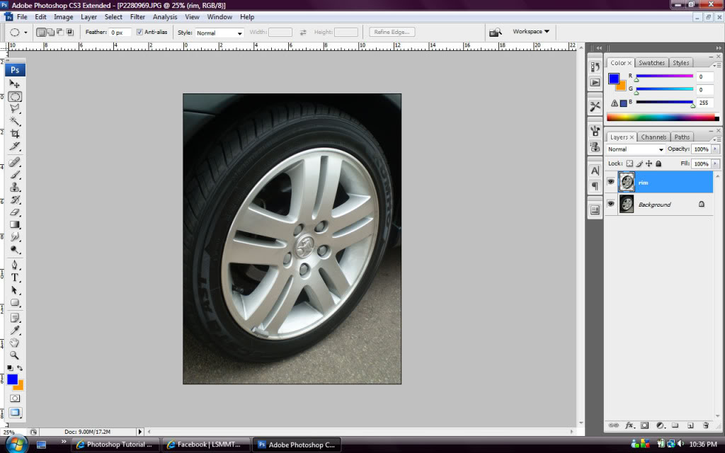 A KAR Photoshop - Step 5
