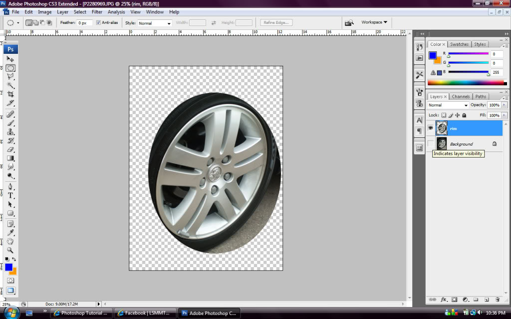 A KAR Photoshop - Step 6