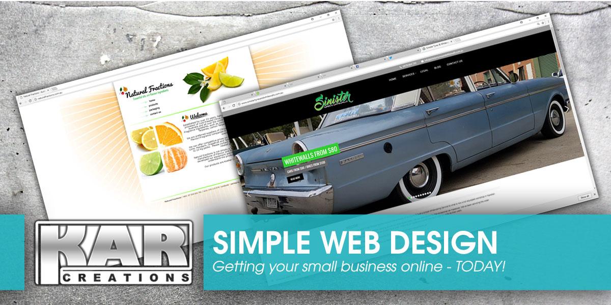 Simple Web Design